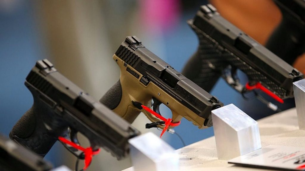 Gun Sales Surge Among Blacks