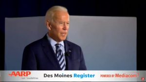 WATCH: Joe Biden Repeats Failed Obamacare Line 'If You Like Your Health Care Plan, You Can Keep It'