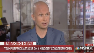 MSNBC Guest: President Trump is 'More Racist Than Neo-Nazis'