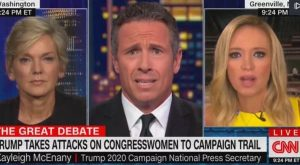 WATCH: Chris Cuomo Keeps Demanding Trump is a Racist, Gets Wrecked by Kayleigh McEnany