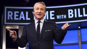 Bill Maher on the Death of David Koch: 'I'm Glad He's Dead' and 'I Hope the End was Painful'
